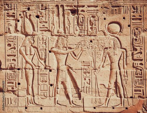 Egypt old egypt hieroglyphs