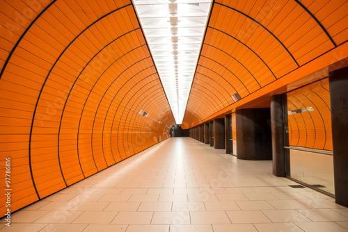 Foto U-Bahnhof Marienplatz in München, Deutschland