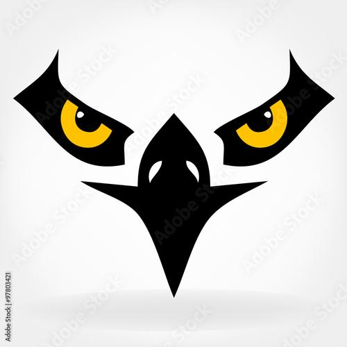 eagle symbol Poster