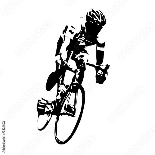 wektor-rowerzysty-kolarstwo-sz