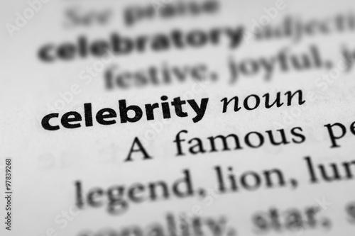 Fotografía  Celebrity