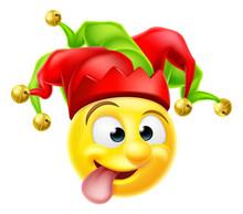 Court Jester Emoji Emoticon