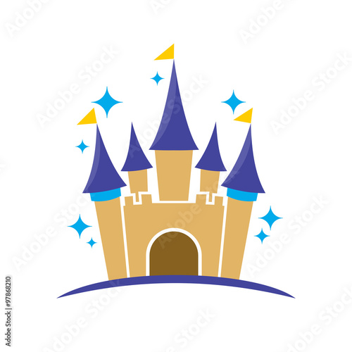 Poster  Magical Castle