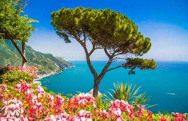 FototapetaAmalfi Coast, Campania, Italy