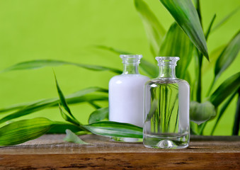 Fototapeta Organic cosmetics