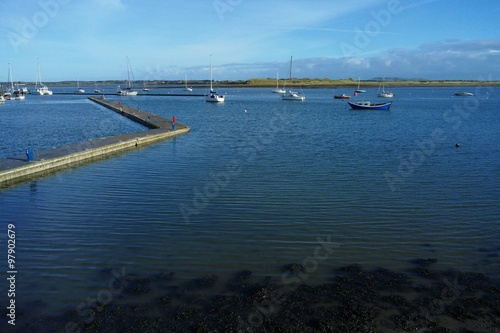 Photo  Port de Malahide Irlande