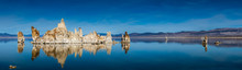 Panoramic View Of The Tufa Tow...