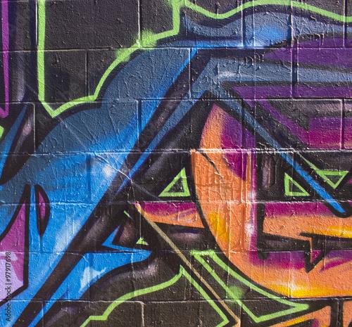 graffiti letter R