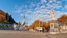 Lourdes Sanctuary France