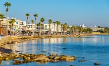View Of Embankment At Paphos H...