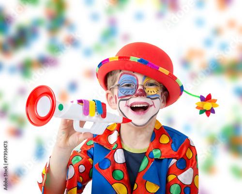 In de dag Carnaval Karneval