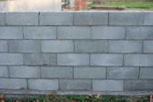 Muro Di Mattoni, Blocchi Di Cemento, Calcestruzzo, Trama Texture Sfondo