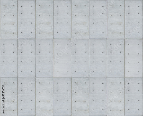 bare cast in place concrete wall texture background vertical alignment