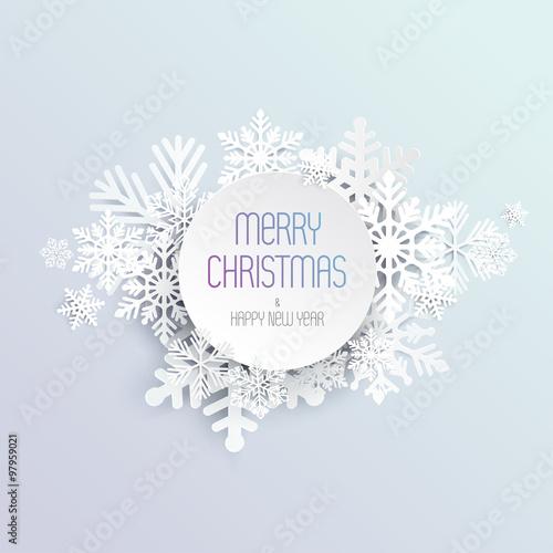 Fotografía  Christmas greeting card
