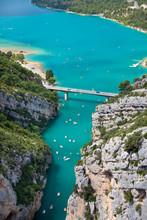 St Croix Lake Les Gorges Du Ve...
