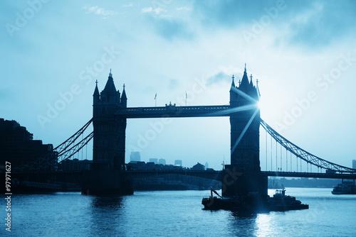 Obrazy na płótnie Canvas Tower Bridge London