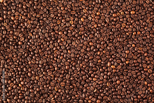 Keuken foto achterwand Koffiebonen Coffee (Invigorating Black Coffee)