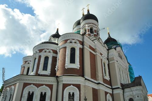 Fotografía  Catedral de Tallin