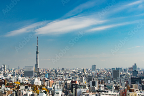 Poster Tokyo 東京の空