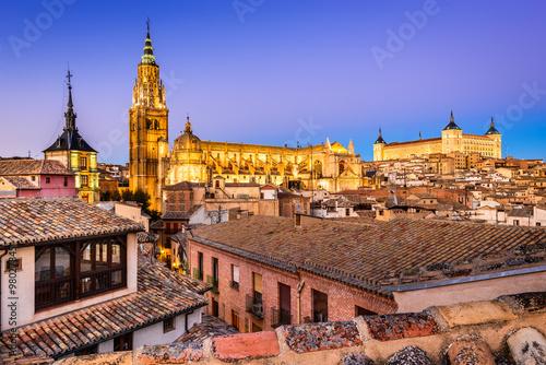 Toledo, Castilla la Mancha, Spain