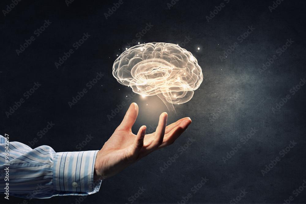 Fototapety, obrazy: Mental health concept