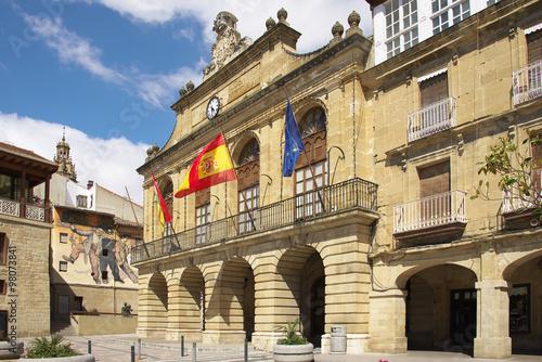 Rathaus von Haro Rioja