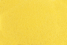 Background Of Yellow, Coarse S...