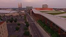 Aerial Tennessee Nashville Ae...