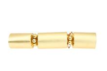 Gold Foil Christmas Cracker
