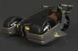 millenium мотоцикл будущего