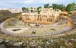 Ancient Roman Theatre in Merida