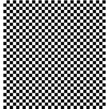 Black And White Checkered Background