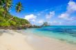 Beautiful beach - Anse aux Pins - Mahe, Seychelles