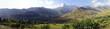 canvas print picture - Amphitheatre, Royal Natal National Park, South Africa