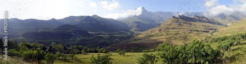 Amphitheatre, Royal Natal National Park, South Africa