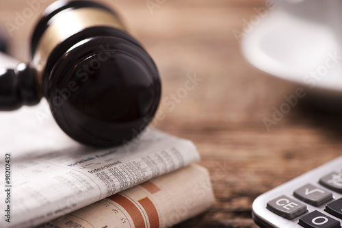 Photo Gavel