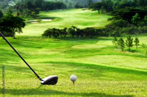 Foto op Aluminium Golf Best Golf picture series