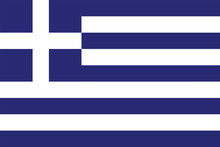 Vector Of Greek Flag.