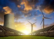 Solar Energy Panels, Wind Turb...