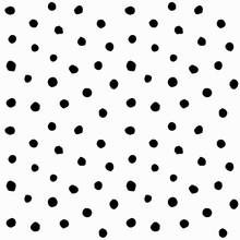 Hand Drawn Small Polka Dots