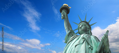 Photo Statue de la liberté / Statue of liberty