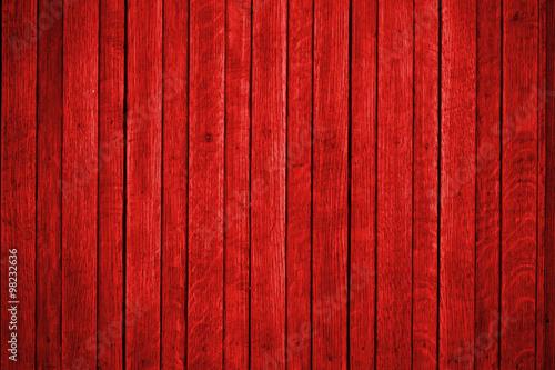 Fotografie, Obraz  Pozadí legno colorato rosso