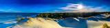 Fototapeta Fototapety z morzem - Panorama pejzaż morski