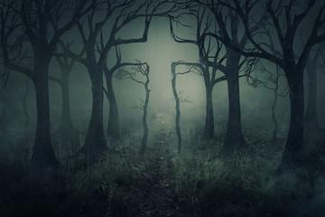 Las i krzyż