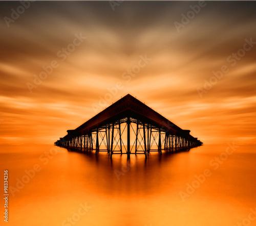 Photo  The Iron Pier