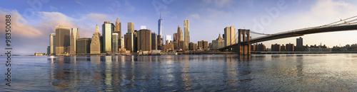 Spoed Foto op Canvas Canada New York panoramic