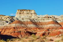 Painted Desert National Park In Arizona