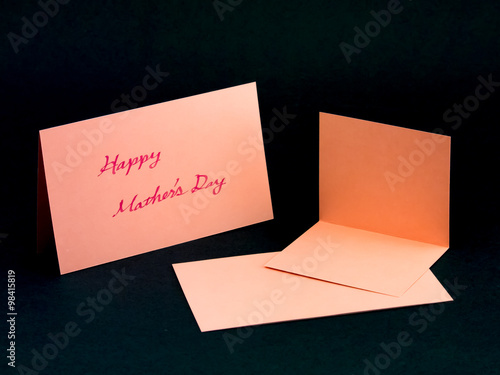 Message Card for Your Family and Friends