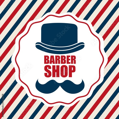 barber shop design  - 98418218