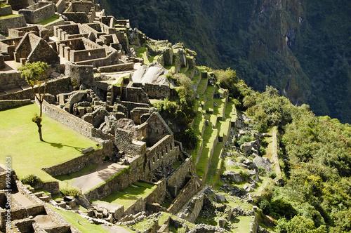 Garden Poster Milan Machu Picchu - Peru